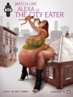 City Eater TV SHOW by bigbig-on-da
