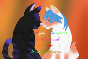 .:When I Met You In The Summer:. by XxLaLa-Chan5000xX