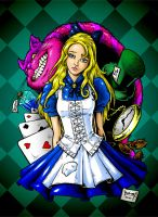 Alice by Rodjer