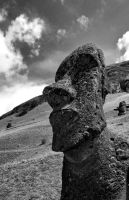 Moai by stinebamse