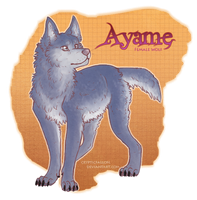 Ayame by crypticFallon