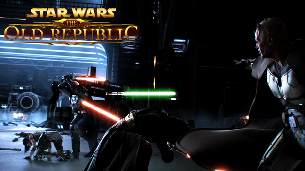 Star Wars The Old Republic - Wallpaper by DrBrainBasher