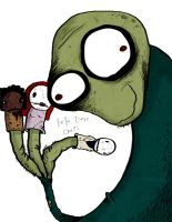 Salad Fingers by Puklin