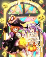 happy halloween by Avaloki