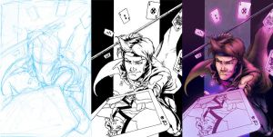 BA- Gambit Process by ParisAlleyne