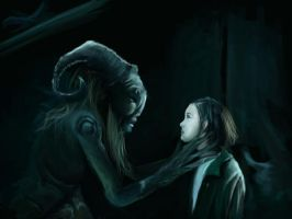 Pan's Labyrinth by hagrid78