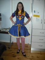 Lolita Snow White Costume by FezMiranda87