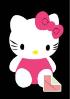 hello kitty vector by helencamui