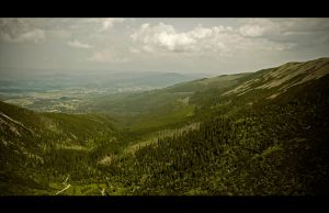Sudetes Recall III by Beezqp
