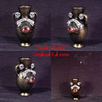 Oculus Mortis incense vase by Undead-Art