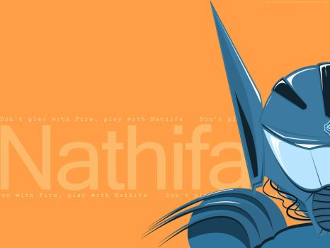 Nathifa wall by TwistEd-Ky0