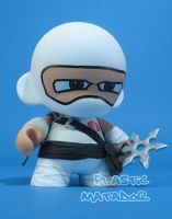 Cobra StormShadow MUNNY Gi Joe by ibentmywookiee