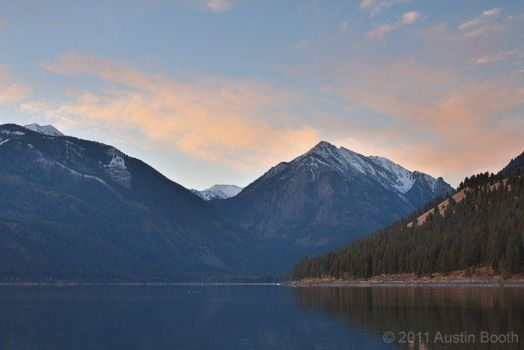 Wallowa Lake Sunrise 2 by austinboothphoto