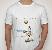 .Skyforge tshirt by Flamis541