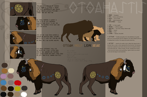 Otoahastis Reference Sheet by RabiesRai