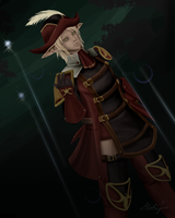FFXI Red Mage by sevenpies