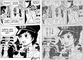 One Piece c. 538 FAKE SPOILERS by EggyComics