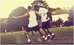 its called football not soccer by neme313