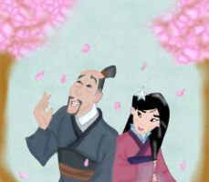 Mulan by kawaii-doremi-chan