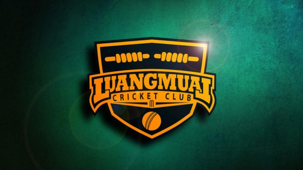Luangmual Cricket Club logo by maXeerZ