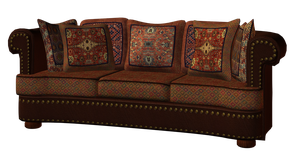 Furniture 01 divano stock by Ecathe