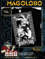 Playera Magolobo 2 by Magolobo
