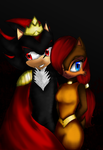 CE: The King and His Queen by Narcissistic-Truth