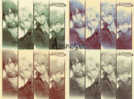 Amnesia Anime by Jabnetta