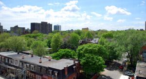 Beautiful Toronto Spring Day by eanbowman