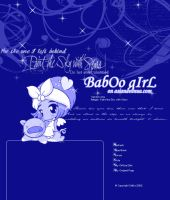 Baboo Girl v1.0 by BabyLika