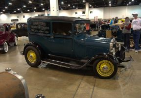 1936 Ford Coupe by Razgar