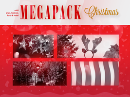 CHRISTMAS MEGAPACK by xmethyst