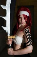 Fem Renji, Bleach by shelle-chii