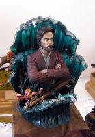 Captain Nemo painted 2 by Ergart