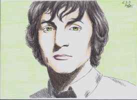 Nick Mason by BlueRisingSun