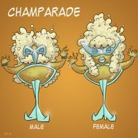 Champarade by Degnne