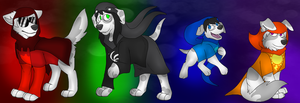 Dogstuck - Beta Kids by the-little-sealy