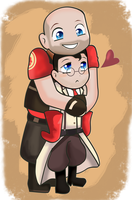 Team Fortress 2: Medic appreciation by pridark