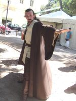 Qui-Gon Jinn by SuperCosplay