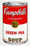 Andy Warhol - Green Pea Soup by QCC-Art