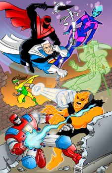 Scoot McMahon's War of the Super Powers! by scootah91