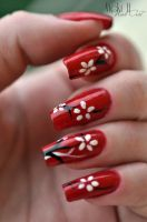 Nail Art 17 by VickiH