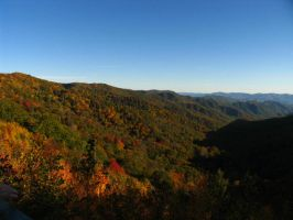 Great Smoky Mountains 6 by abuseofstock