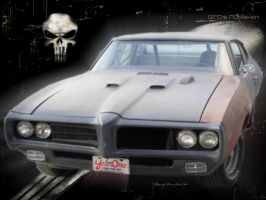 El GTO de Punisher by orishaz