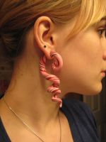 Spiral Gauges One by captnapplesauce