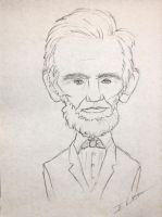 Abraham Lincoln by elin14