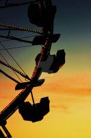 Swing Me Into Your Sunset by troubleintheattic