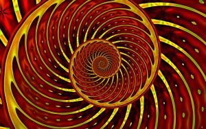 Spiral ... the earth's core by time-warrior
