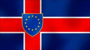 Alt. Iceland flag by AY-Deezy
