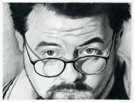 Kevin Smith by TimBeeler
